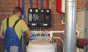 Включение и пусконаладка газового котла своими руками