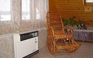 Проверенные варианты отопления дачи в зимний период