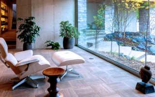 Секреты отопления дома теплым водяным плинтусом