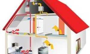 Гравитационная система отопления. Плюсы, минусы, монтаж и рекомендации