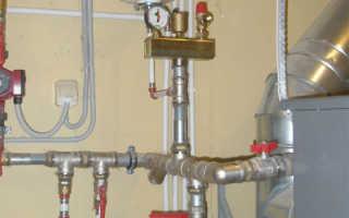 Секреты обвязки двухконтурного газового котла в доме