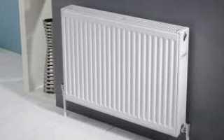 Технические характеристики стальных радиаторов, их типы и применение