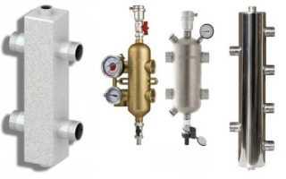 Разновидности гидрострелок, функции и используемое оборудование
