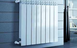 Расчет объема в секциях популярных радиаторов отопления
