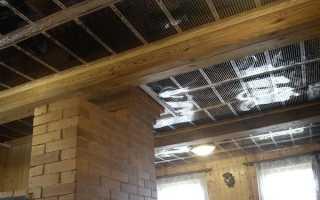 Теплый потолок или теплый пол наоборот