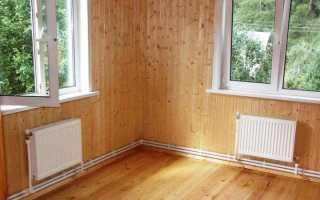 Какое отопление в каркасном доме будет идеальным?