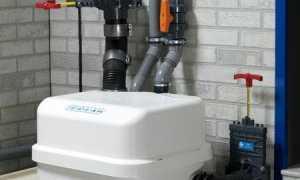 Монтаж санфаянса ниже уровня канализации